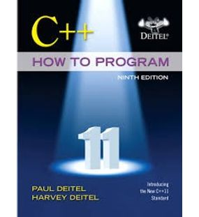 C++ How to Program | Paul Deitel, Harvey Deitel