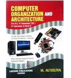 Computer Organization and Architecture | Auxiliya