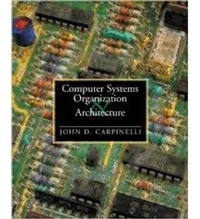 Computer Systems Organization & Architecture | Carpinelli