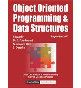 Data Structures And Object Oriented Programming In C++ | P.Revathy,S.Poonkuzhali,R.Manjula Devi