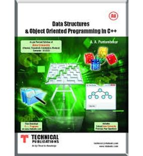 Data Structures and Object Oriented Programming in C++ | Puntambekar