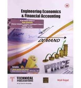 Engineering Economics and Financial Accounting | Anjali Bagad