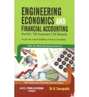 Engineering Economics And Financial Accounting | Dr.R.Senapathi