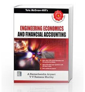 Engineering Economics and Financial Accounting | V. V. Ramana Murthy, A. Aryasri