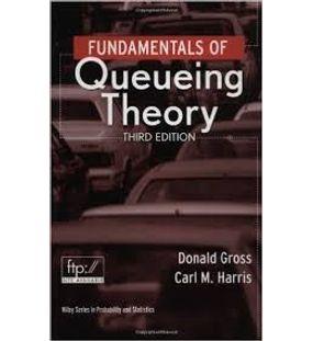 Fundamentals of Queueing Theory | Donald Gross, Carl Harris