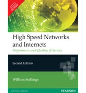 High Speed Networks and Internets | William Stallings