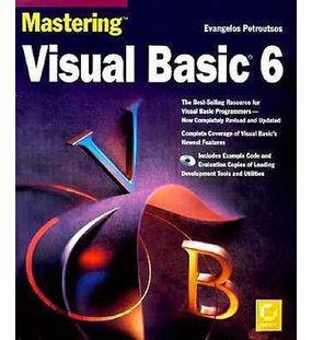Mastering Visual Basic 6 | Evangelos Petroutsos