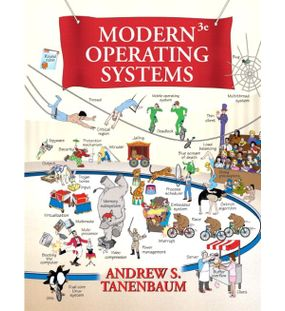 Modern Operating Systems | Andrew S TannenBaum | 3rd Edition