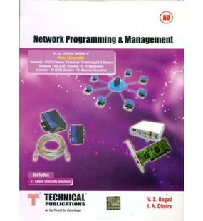 Network Programming and Management | V. S. Bagad , I. A. Dhotre