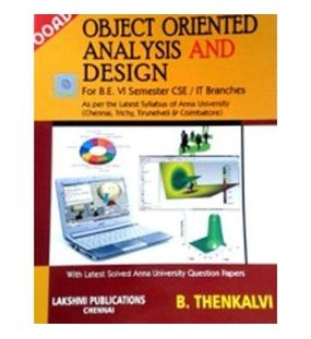Object Oriented Analysis And Design | B.Thenkalvi