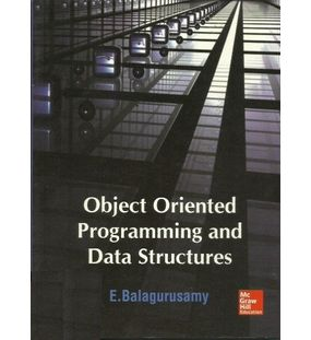 Object Oriented Programming and Data Structures | Balagurusamy