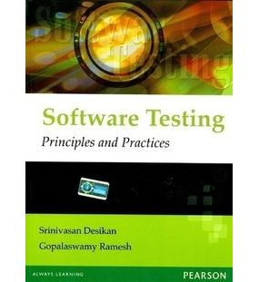 Software Testing : Principles and Practices | Srinivasan Desikan & Gopalaswamy Ramesh