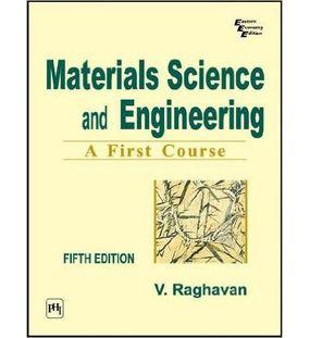 Materials Science and Engineering | V Raghavan