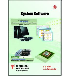 System software | Puntambekar, Dhotre
