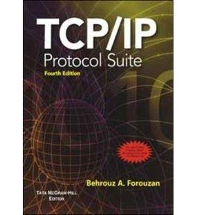 TCP/IP Protocol Suite | Behrouz Forouzan