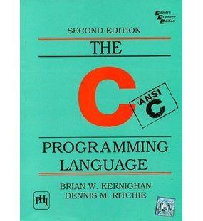 The C Programming Language (Ansi C Version) | Brian W. Kernighan , Dennis M. Ritchie