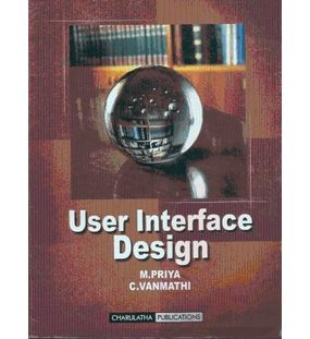 User Interface Design | M.Priya,C.Vanmathi