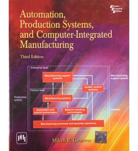 Automation, Production Systems and Computer Integrated Manufacturing | Mikell P. Groover