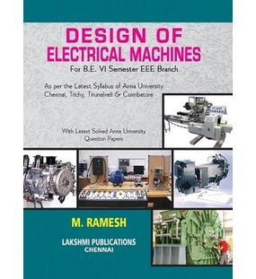 Design of Electrical Machines | Ramesh