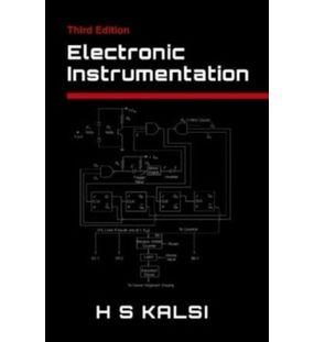 Electronic Instrumentation   Kalsi