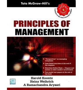Principles of Management | Harold Koontz,Heinz Weinrich,A Ramachandra Aryasri