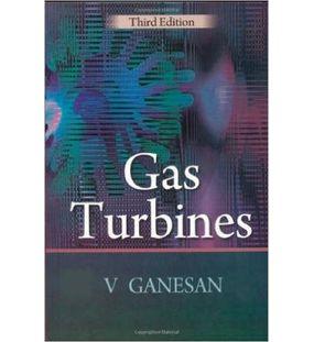 Gas Turbines | V Ganesan