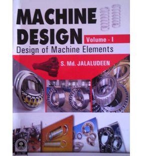 Machine Design-Vol 1 | Jalaludeen