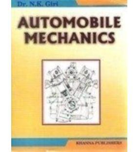 Automobile Mechanics | N. K. Giri