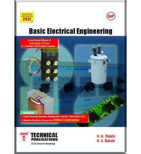 Basic Electrical Engineering | U.A.Bakshi,V.U.Bakshi