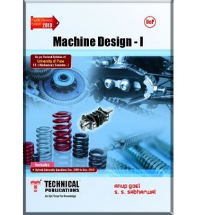 Design of Machine Elements | Anup Goel