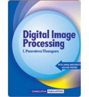 Digital Image Processing | I.Poornima Thangam