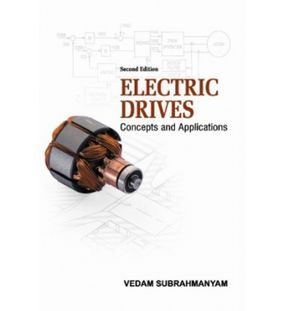 Electric Drives Concepts and Applications | Vedam Subrahmanyam
