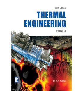 Thermal Engineering | Er.R.K.Rajput