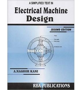 Electrical Machine Design | Nagoor kani