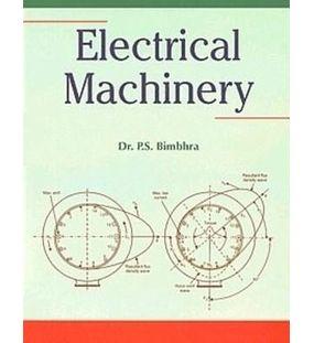 Electrical Machinery | P. S. Bimbhra