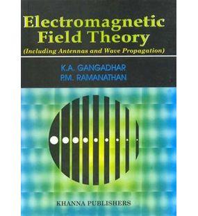 Electromagnetic Field Theory   Gangadhar, Ramanathan