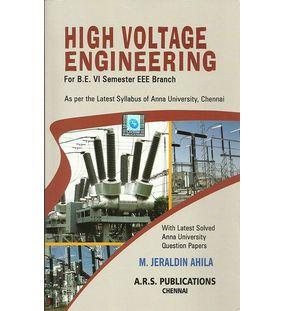 High Voltage Engineering | M.Jeraldin Ahila