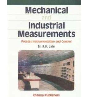 Mechanical and industrial Measurements | R.K.Jain