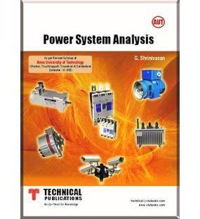 Power System Analysis | Shrinivasan