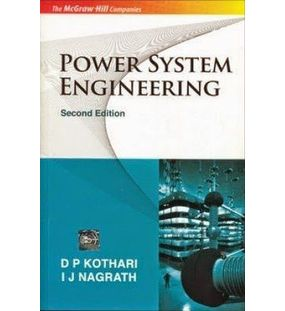 Power System Engineering | D P Kothari , I J Nagrath | 2nd Edition
