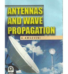 Antennas and Wave Propagation | A. Amsaveni