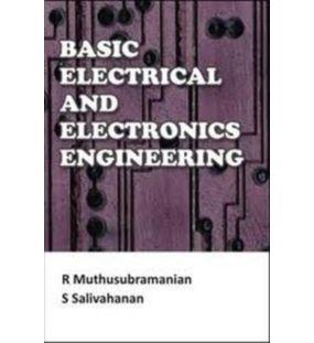 Basic Electrical and Electronics Engineering | Salivahanan , Muthusubramanian