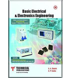 Basic Electrical and Electronics Engineering | U A Bakshi, A P Godse