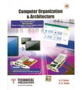 Computer Architecture And Organization | A.P.Godse , D.A.Godse