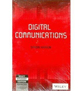 Digital Communications   Simon Haykin   1st Edition