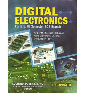Digital Electronics | L.Gopinath