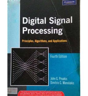 Digital Signal Processing | John G. Proakis | 4th Edition