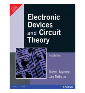Electronic Devices And Circuits Theory | Robert L Boylestad, Louis Nashelsky