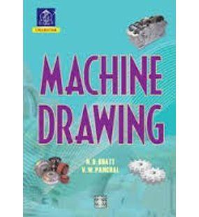Machine Drawing | N D Bhatt, V M Panchal