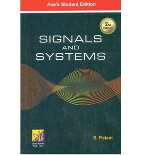 Signals and Systems   S. Palani